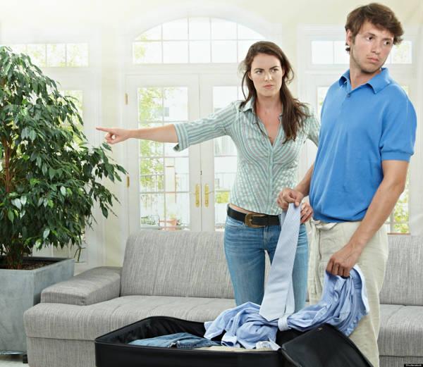 Можно ли и как выписать бывшего мужа из квартиры